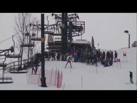 Walled Lake Northern High School 2013 Alpine Ski team racers