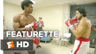Hands of Stone Featurette - Training 2016 - Edgar Ramrez Movie
