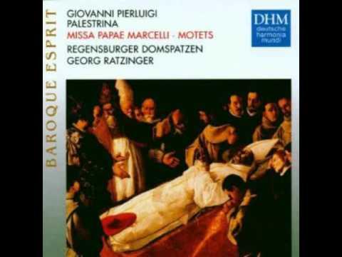 Palestrina    Missa Papae Marcelli Motets