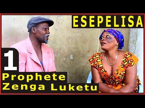 PROPHETE ZENGA LUKETU 1 Nouveau Theatre Congolais 2017 ESEPELISA Montana MarieJeanne Seroum Bidibidi