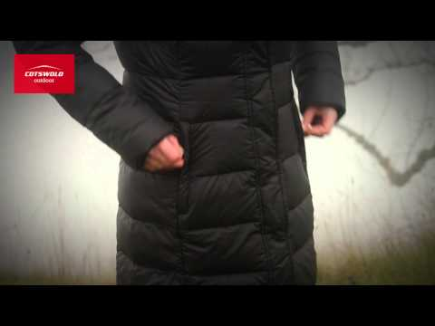 Quilted Nylon Moncler Down Jacket for Women