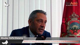 Moulay Hafid Elalamy : La vision royale, la région et le PAI