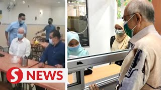 Covid-19: Najib pays fine for SOP violation at chicken rice shop