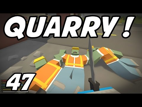 "UNTURNED - E47 ""Quarry of Dead!"" (Survival Role-Play)"