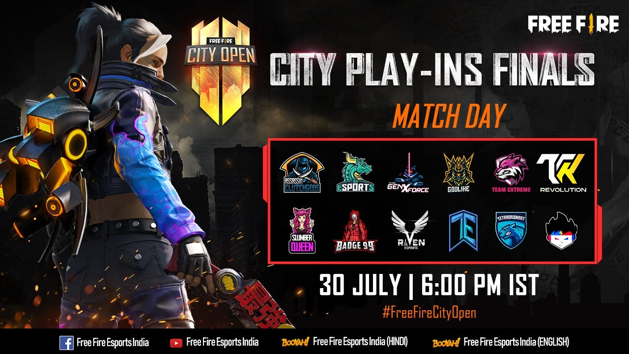[BENGALI] Free Fire City Open | City Play-Ins Finals