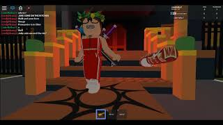 ROBLOX Pennywise Game Pat 2