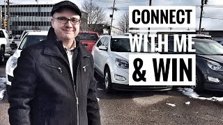 GM Connect and Win | Todd Williams