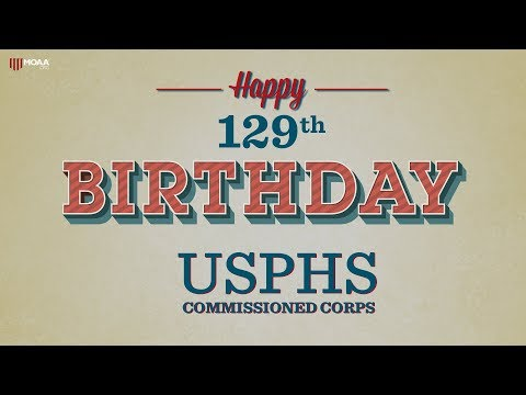 A Happy 129th USPHS Commissioned Corps Birthday Timeline.