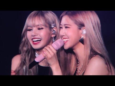 Lisa talking about the relationship of Jennie and Kai (JENKAI)