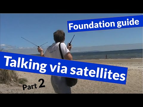 Foundation Guide to Amateur Satellites (special focus on AO91) - Pt 2