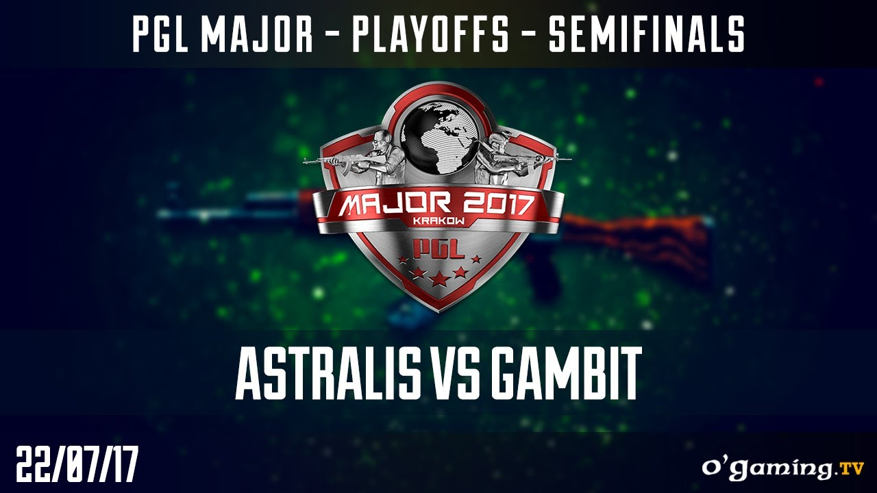 Astralis Vs Gambit