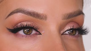 Fox Eye Makeup Tutorial | Shonagh Scott