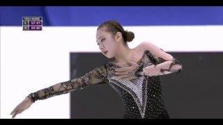 Da Bin CHOI (KOR), free programm, FS, Four Continents Championships 2016 チェダビン 検索動画 6