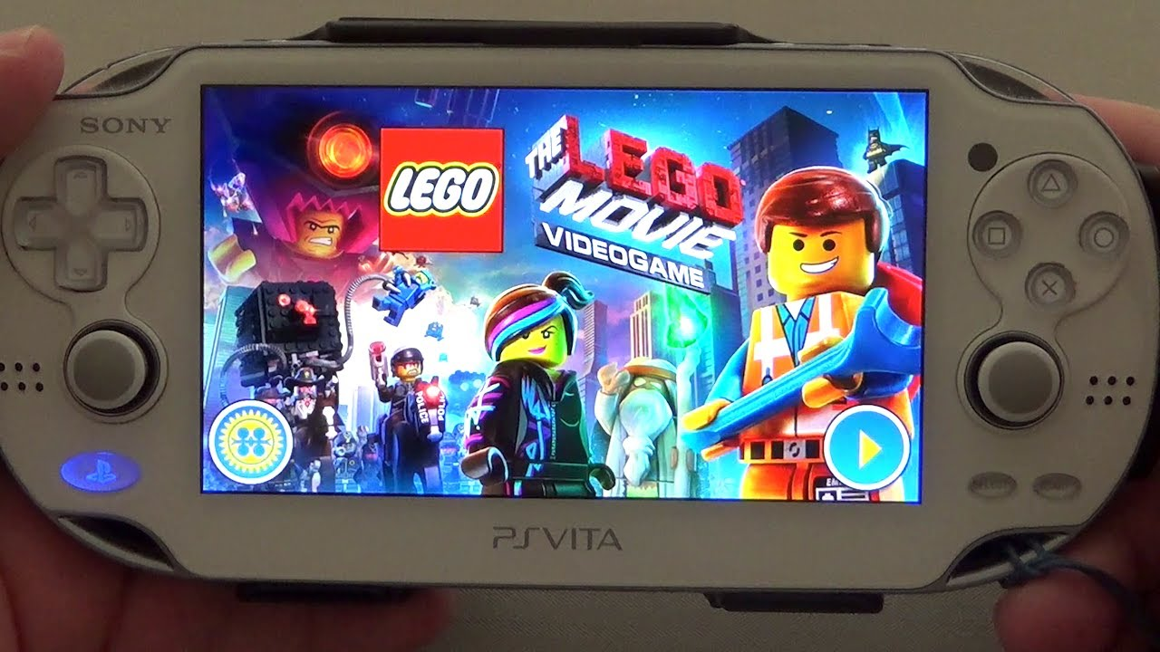 Sony Ps Vita The Lego Movie Videogame Spec Dan Daftar Harga Video Game Region 1 English Psvita