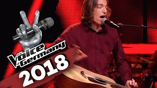 Kim Carnes - Bette Davis Eyes (Eros Atomus Isler) | The Voice of Germany | Blind Audition