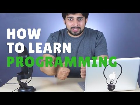 how to learn programming and to code