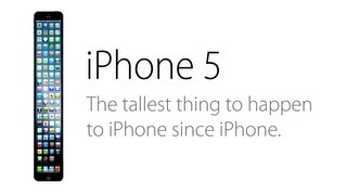 iPhone: A Taller Change (Parody) thumbnail