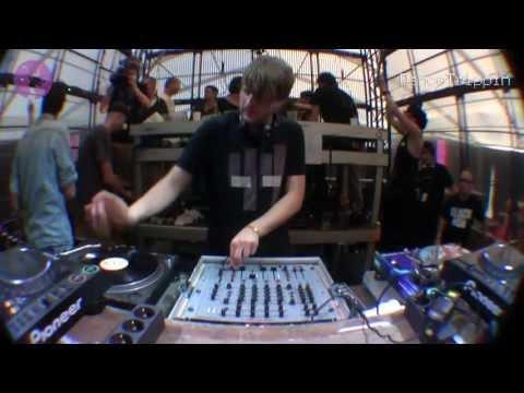 Mathias Kaden | Time Warp DJ Set | DanceTrippin