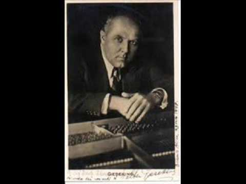Walter Gieseking plays Bach Three-Part Inventions