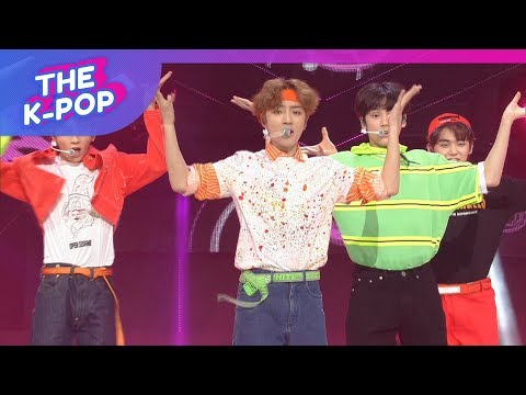 TXT Blue Orangeade  THE SHOW 190312
