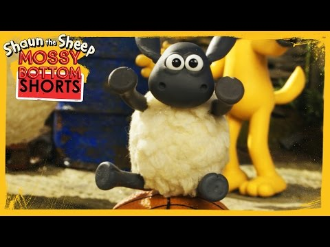 Basketball - Shaun the Sheep [Full Episode]