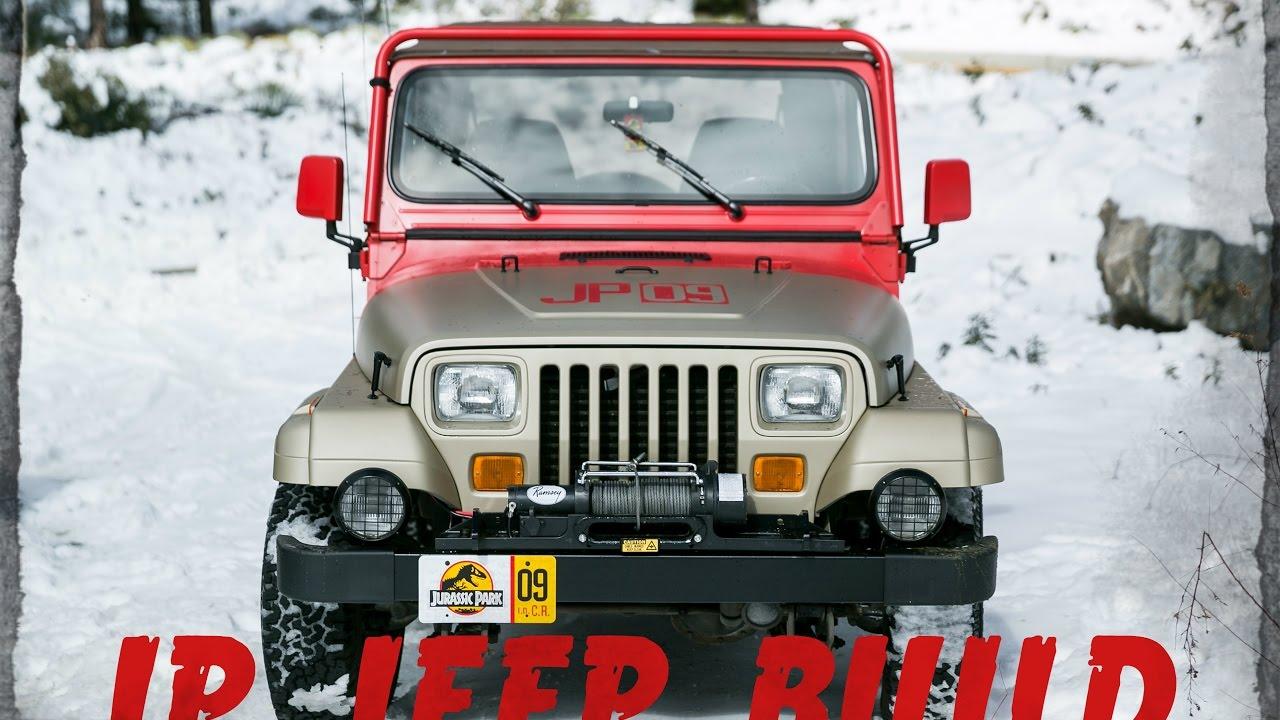 e687e9587 Reference: Jeep Wrangler Guide | Jurassic Park Motor Pool | JPMotorpool.com