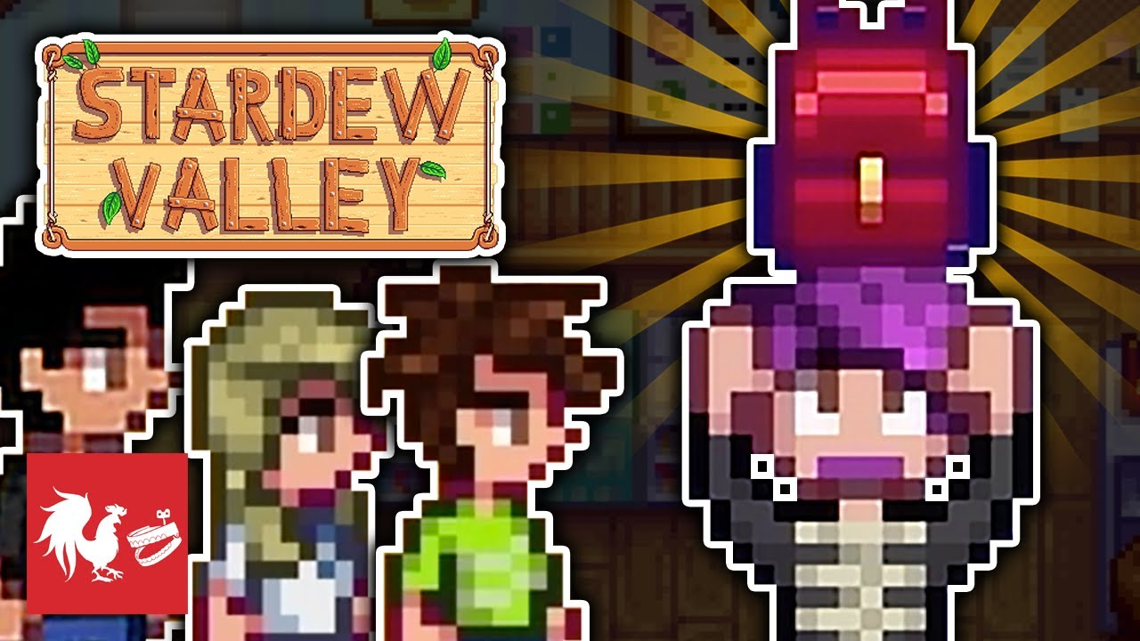 The Backpack that Ruined the Farm - Stardew Valley | Turned On