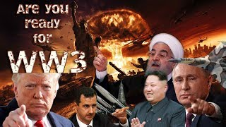 The prophecies of world war 3 were true!! Find out more info from the sources you need to know!!