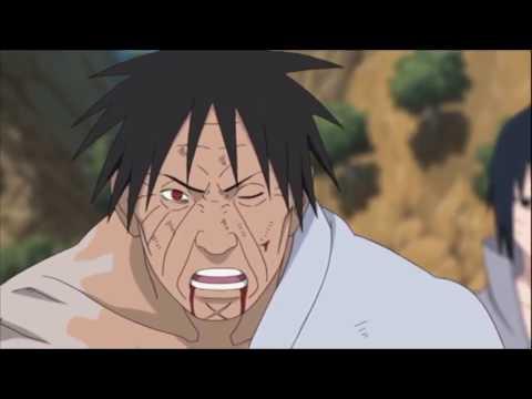 Sasuke vs Danzo Full Fight (Part 2/2) | HD