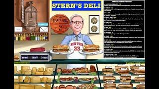 NBA legend David Stern Q&A Film: Trump, Clinton, Sinatra, Elon Musk, MJ, LeBron and more