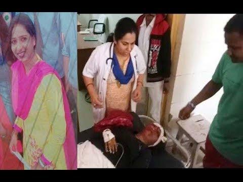 Lady Teacher Shot Dead In Harsood Khandwa Mp    Tez News