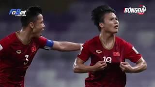 Bản tin BongDa ngay 17.1 - Việt Nam rộng cửa đi tiếp tại Asian Cup 2019