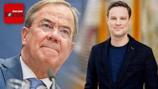 Laschet schreibt E-Mail an alle CDU-Mitglieder - einem von ihnen platzt der Kragen