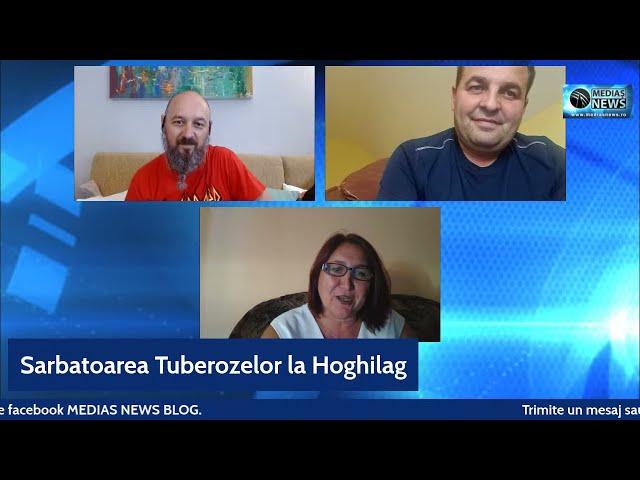 Sarbatoarea Tuberozelor si Sibiu Acasa la Interviurile Medias News Blog