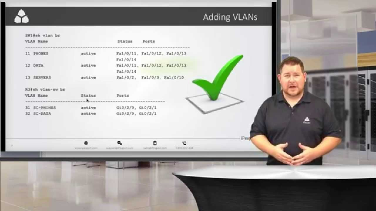 CCIE Collaboration VOD Training by Andy Vassar @ iPexpert
