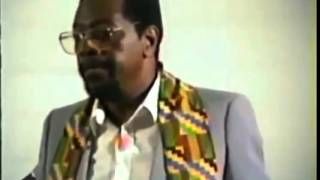 Dr. Amos Wilson - The Falsification of African Consciousness