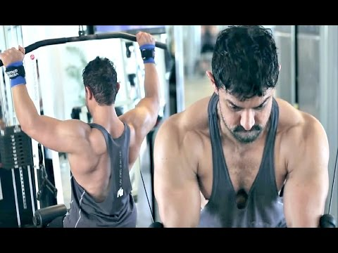 Download Aamir Khan Workout For Dangal (Compilation)