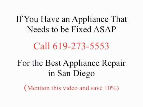 best-appliance-repair-in-san-diego-|-(619)-273-5553-|-10%-off