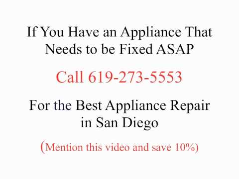 Appliance Repair for Austin TX
