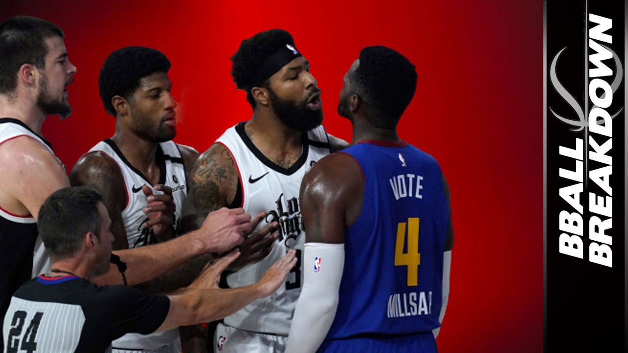 Nuggets Make Their Own Luck As They Stay Alive Against The Clippers | Game 5 2020 NBA Playoffs