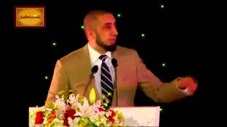 """Our Prophet Our Honour!!"" ~ Ustadh Nouman Ali Khan ~ New Qatar 2015!!"