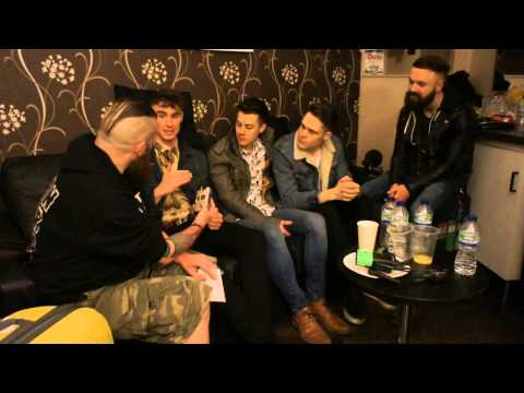 Don Broco Interview February 2015