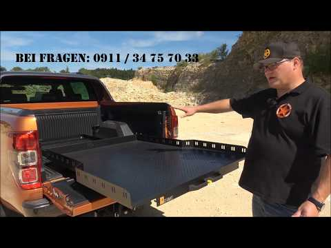 Ford Ranger Ladeflächenauszug - Eine Praktische Sache!