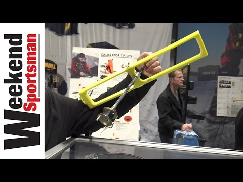 Tips On How To Use A Tip Up Fishing System | Weekend Sportsman | #frabill_Inc