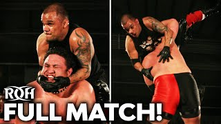 Homicide vs Samoa Joe: FULL MATCH! (ROH Battle of the Icons 2007)