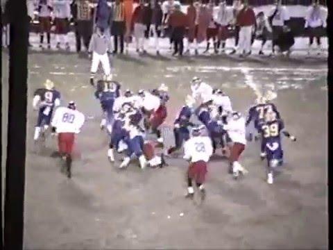 Wheat Ridge Football 1997 vs. Regis