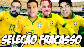 SELEÇÃO DECEPÇÃO - FIFA 15