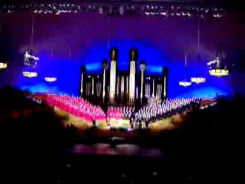 Mormon Tabernacle Choir Live - God Be With You ´Till We Meet Again