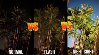 Night Sight vs Flash vs Normal   Google Pixel 3  (45 Photo Comparisons)