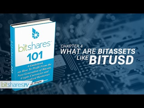 How do BitAssets like bitUSD work?